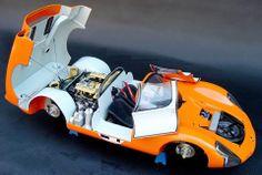 Tamiya Porsche 910 1/12 scale