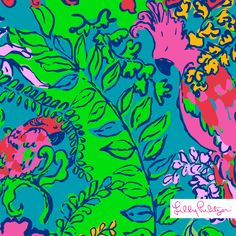 » Print Worth Celebrating: Shake Your Tail Feather :: The Juice Stand – Lilly Pulitzer Fashion Blog