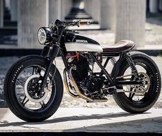 Honda FT500 www.bestcaferacers.com #bestcaferacers #caferacer #caferacers…