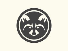 Raccoon by Brandlogo on Creative Market