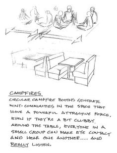 Creating Public Intimacy: Designing Restaurant Booths and Banquettes - David Rockwell - The Atlantic