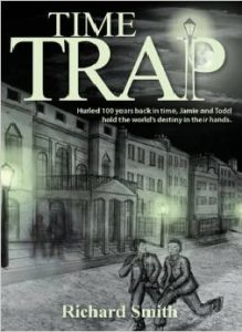 Win a personalized, signed copy of Richard Smith's Time Trap.
