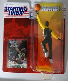 1994 Kenner Starting Lineup SLU Shawn Kemp Seattle Supersonics for sale online Nba Action Figures, Lineup, Superstar, Seattle, Basketball, Play, Baseball Cards, Sports, Image