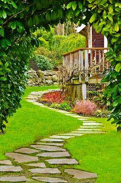 Nice landscape design