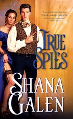 True Spies (Lord and Lady Spy, book by Shana Galen - book cover, description, publication history. Historical Romance Books, Romance Novels, Women Romance, I Love Reading, Book Nooks, Luxor, Free Books, Spy, Books To Read