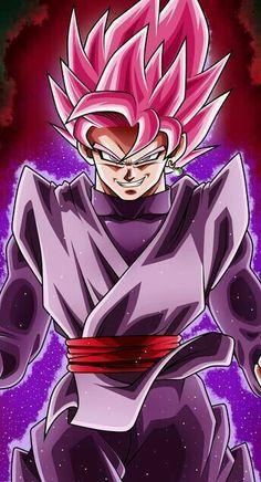 Black Goku - Dragon ball super