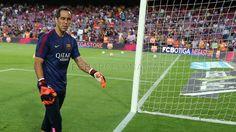 Claudio Bravo #ClaudioBravo #FCBarcelona #Football #13