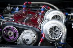 Awesome The heart of my favourite car (Nissan RB26DETT) [1600x1080]