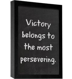 #success #perseverance #quote