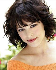 Short Wavy Haircuts for Women 2013