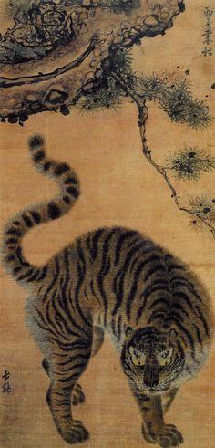 Songhamaenghodo - Kim Hong-do - Wikipedia, the free encyclopedia