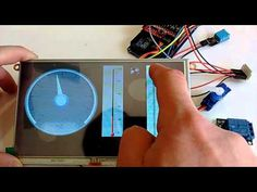 Arduino and Visuino: Connect 4D Systems ViSi Genie Smart Touchscreen Display to Arduino: 21 Steps (with Pictures)