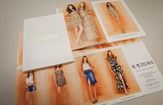 Supertrash Lookbooks | Design. Lookbook and flyer for the Supertrash 2012