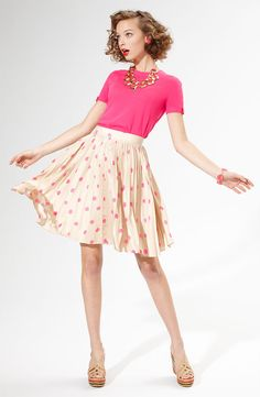 Full Polka Dots Skirts