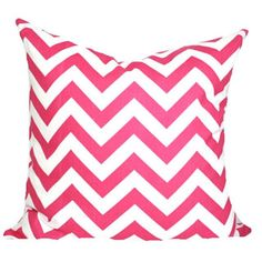 Taylor Marie Chevron Pillow Cover - Overstock Shopping - The Best Prices on Taylor Marie Studio Throw Pillows