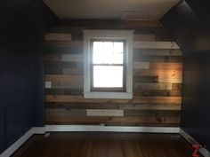 Kick Ass Accent Wall: Bedroom renovation