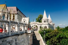 Take a city trip to wonderful Budapest! Discover the most beautiful tourist attractions by bus and on a guided walk through the historic centre. Day Trips From Vienna, Capital Of Hungary, Budapest, Most Beautiful, Tours, Mansions, House Styles, City, Mansion Houses