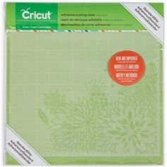 #Amazon: Cricut Adhesive Cutting Mat Standard Grip 12 x 12-Inch PACK OF 2 (will work with Silhouette Cameo) -... #LavaHot http://www.lavahotdeals.com/us/cheap/cricut-adhesive-cutting-mat-standard-grip-12-12/52647