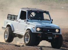 Mini Trucks, Toy Trucks, Offroad, Jeep Tent, Suzuki Sj 410, Maruti Suzuki Cars, Nissan 4x4, Jimny Suzuki, Car Supplies