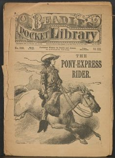 Did your ancestors receive mail via the Pony Express? Today we celebrate the 155th anniversary of the historic mail service.