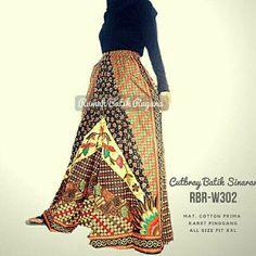 Saya menjual Celana Kulot Cutbray Batik RBR-W302 seharga Rp58.000. Dapatkan produk ini hanya di Shopee! https://shopee.co.id/rumahbatikrayana/538015681 #ShopeeID