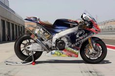 Overlaying the aprilia rsv4 and art crt motogp bikes show just how close they are. Aprilia motorbike