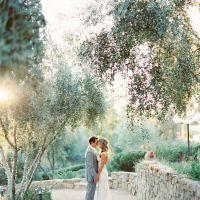 Elegant Ojai Resort Wedding | Rustic Outdoor Wedding Ideas | Erich Mcvey