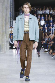 Lanvin Menswear Collection Spring Summer 2017 in Paris