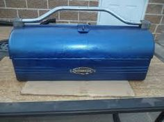 Image result for 1950's Mechanics Toolbox Mechanic Tool Box, Toolbox, Cabinets, 1950s, Image, Tool Box, Armoires, Fitted Wardrobes, Lockers