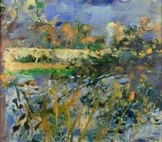 ROBERT HENDERSON BLYTH R.S.A., R.S.W (1919-1970) AUTUMN ON THE DEE 90cm x 102cm (36in x 40in)