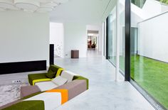 Image 12 of 27 from gallery of Villa 4.0, 't Gooi / Mecanoo. Photograph by Pedro Kok