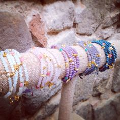 ed8d89bec654 Summer collection and more bracelets and jewerly in Fills M. Sala. Now you  can