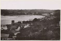 Anonymous | St. Brelade's Bay op Jersey, Anonymous, 1880 - 1920 |