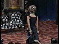 Vivienne Westwood Gold Label - Spring/Summer 1994 - Café Society Paris, Part IV - YouTube