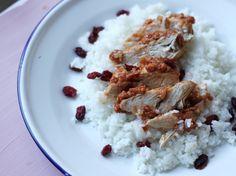 Cranberry Chicken Recipe - Food.com