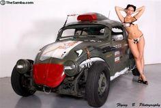 VW Rat Baja