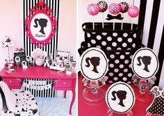 Might have to do some decorations similar to these for Hayli's birthday party in a few weeks...let's see what I can come up with :)