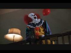 Scariest Movie Villains: Pennywise the Clown