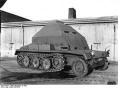 This special built halftrack would be positioned close to a V2 rocket launch site to monitor the launch process.