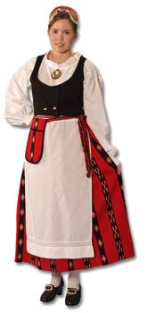 Folk Costume, Costumes, Travel, Beauty, Dresses, Fashion, Finland, Vestidos, Moda