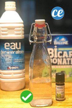 Voici le meilleur traitement naturel contre la mauvaise haleine : le bicarbonate de soude pour faire un bain de bouche maison efficace. Pour être sûr d'avoir une haleine fraîche !