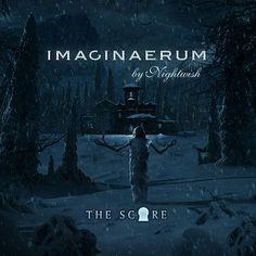 Nightwish - Imaginaerum-The Score - 2012 Original album cover Dream Theater, Gifs, Music Is Life, My Music, Music Stuff, Heavy Metal, Rock Y Metal, Something Old Something New, Indie Films