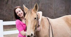 How Can I Help the Horses? http://www.todayswomannow.com/2017/04/how-can-i-help-horses.html By Brigid Morrissey  Kris is with her horse Bella who, along with her mom, was found in a pasture with no food or water and severely underweight. Both were taken to Heartland Equine Rescue.   It is said that the camera adds 10 pounds, but photographer Kris Warning wished the camera could add 1,000 pounds when she encountered her first rescue horse at a photography shoot. One of her friends bought the…