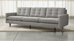 """$2299 Petrie 100"""" Grande Sofa"""