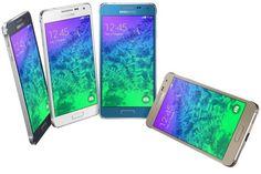 Samsung GALAXY Alpha ab sofort in Deutschland erhältlich  #samsung #samsunggalaxyalpha #galaxyalpha
