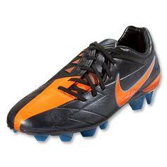 Nike Total90 Laser IV KL FG (Black) Botines De Fútbol 47c8e1add4cf0