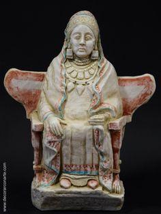 Dama de Baza (45x37cm)
