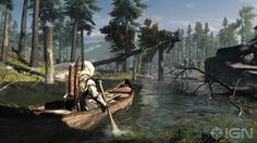 Assassin's Creed 3 screenshot, oh God I hope this is gameplay.