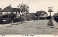 Kent, Ashford, Village Way