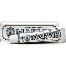 marvis toothpaste is simply marvelous. the small tube ideal for travel
